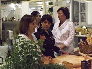 taste of milano: ancora corzetti liguri ma questa volta al basilico