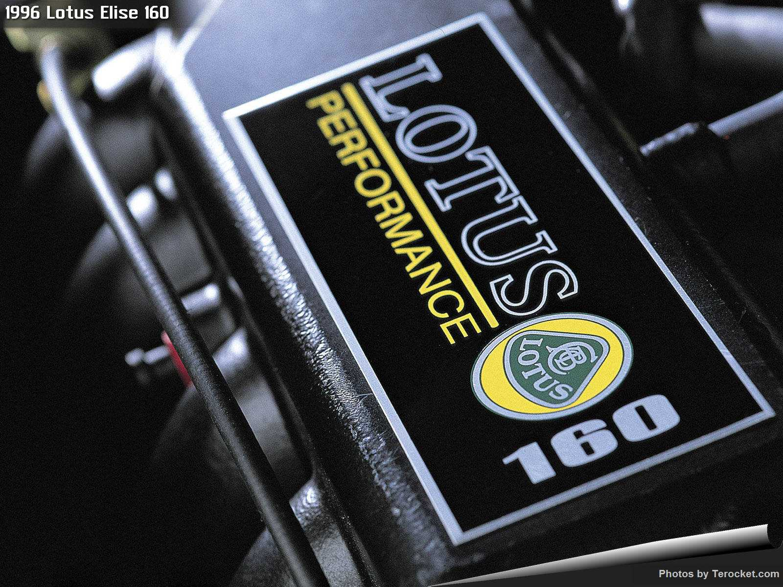 Hình ảnh siêu xe Lotus Elise 160 1996 & nội ngoại thất