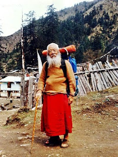 Tibetan Yogi Lama, Chadral Rinpoche