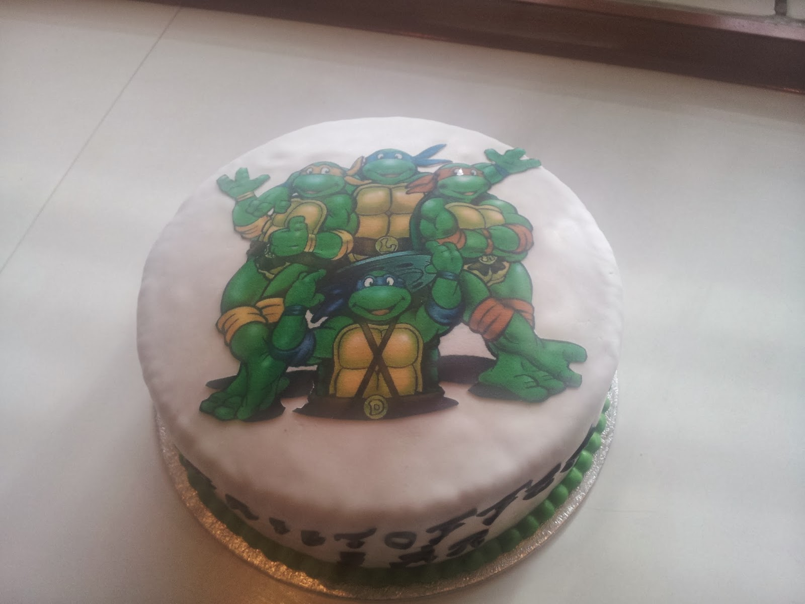 ninja turtles kage