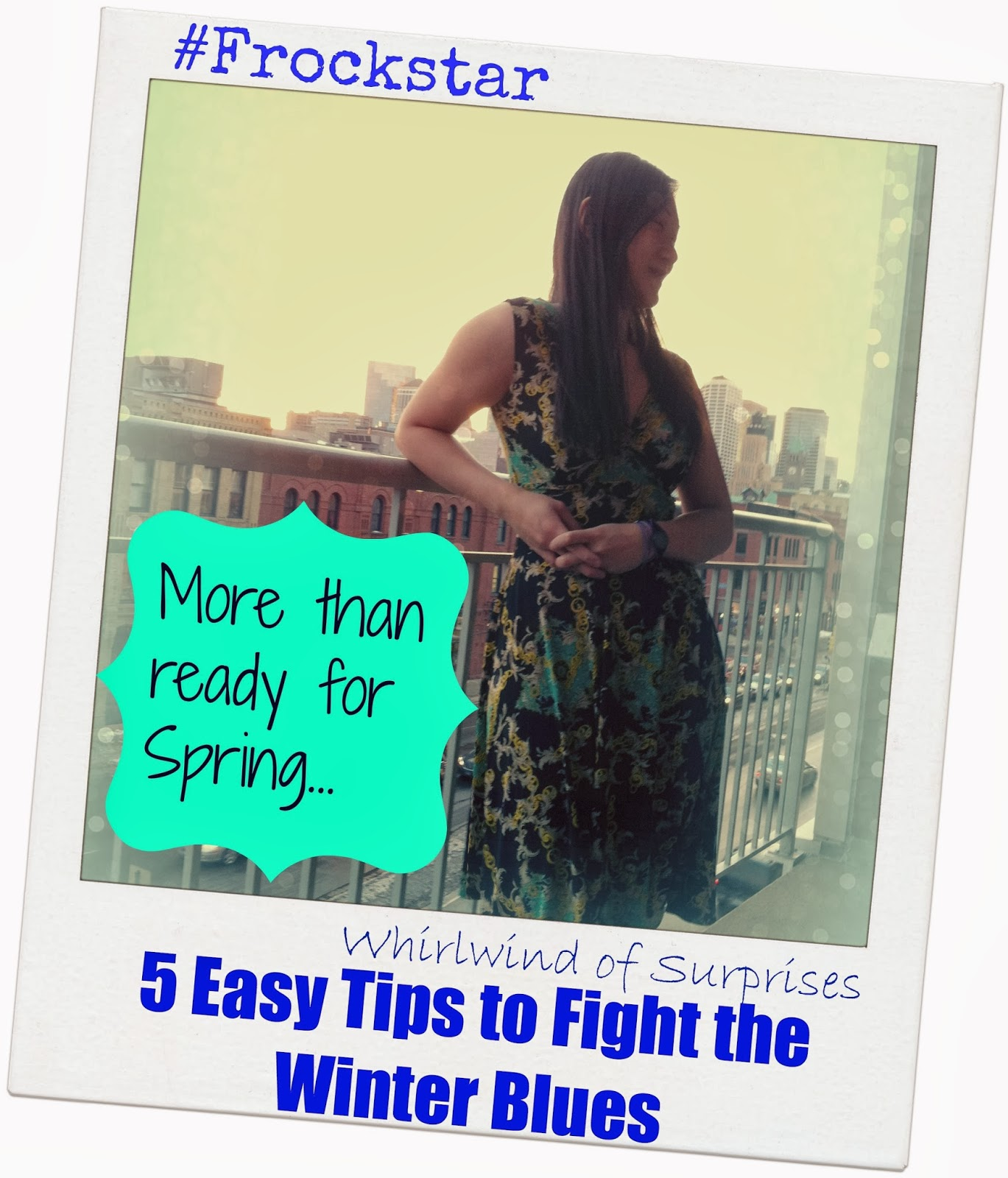 5 Easy tips to fight the Winter Blues