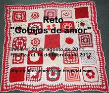 """"""" COBIJOS DE AMOR """" - EL RETO"""