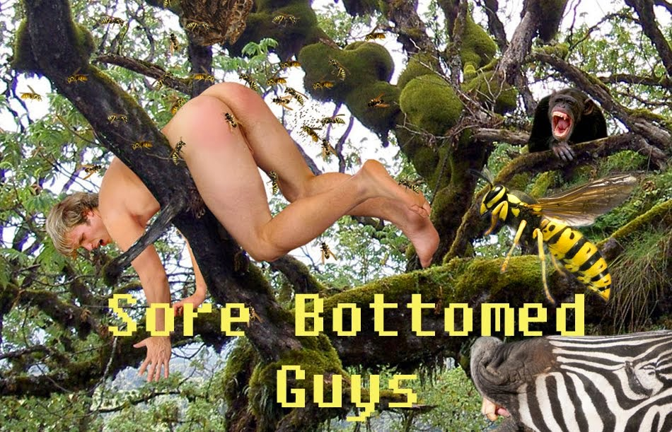 Sore Bottomed Guys