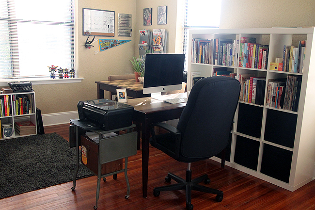 living room office. Monday, January 19, 2015 Living Room Office