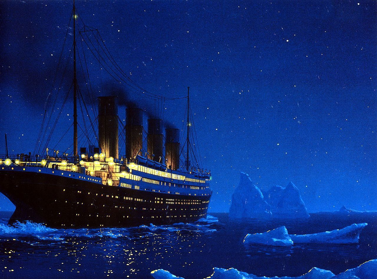 Best Of Worst Of Ship History 12 Titanic