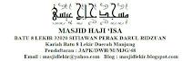 Letterhead Masjid