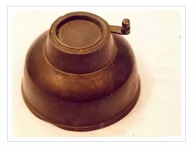 Bhagat Singh ink-pot