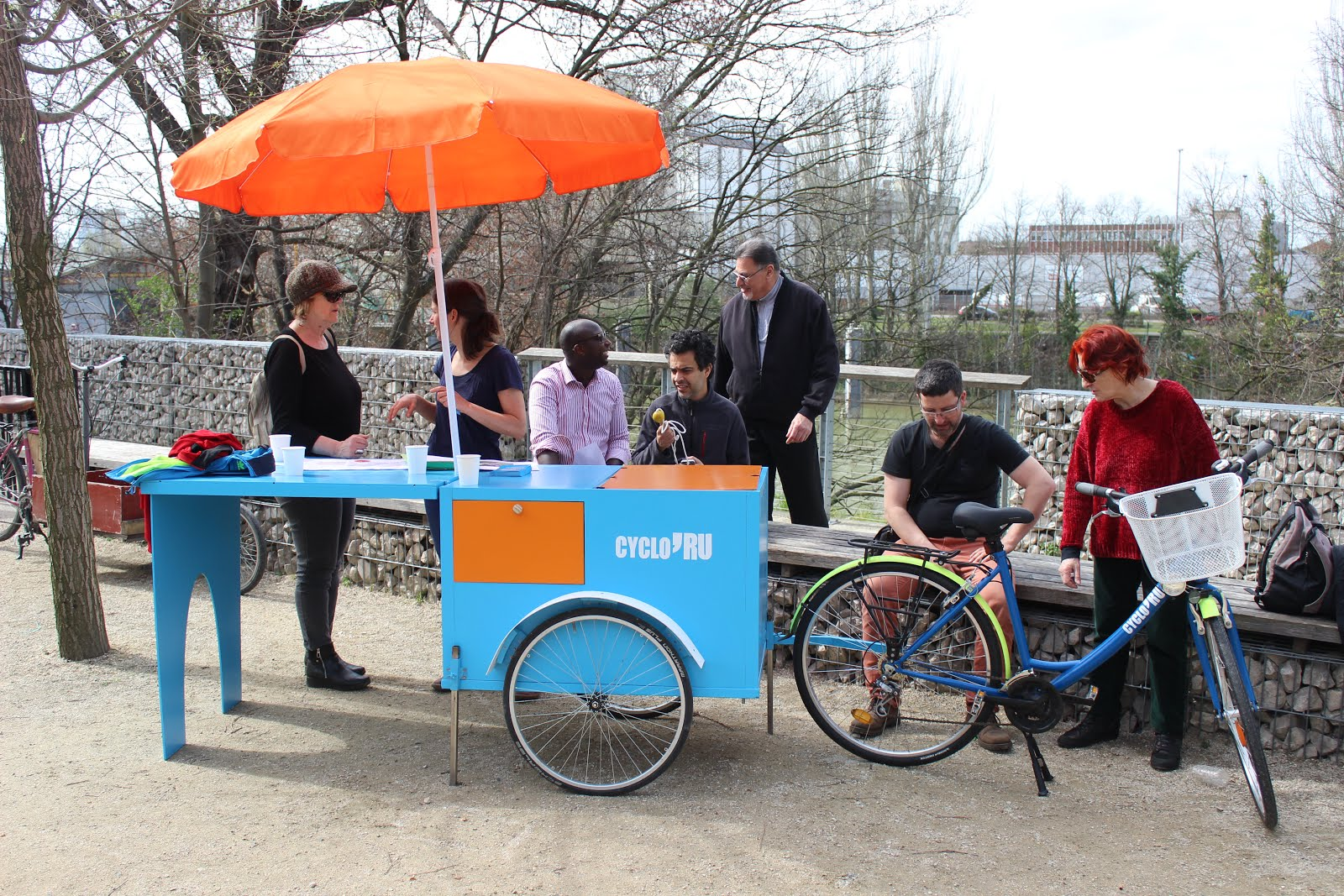 Le Cyclo'RU - Made in Cityside
