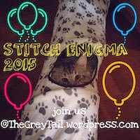 Chiara's Stitch Enigma 2015