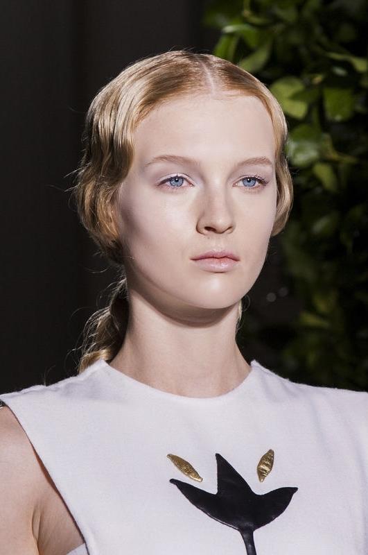 Valentino, fashion designer, make-up