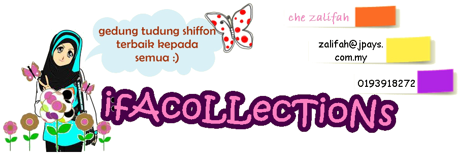 Tudung Ifa Collections
