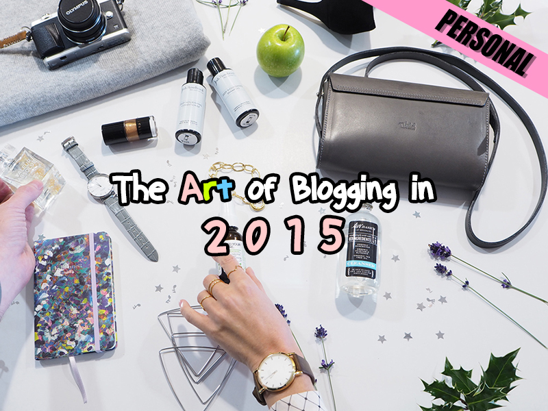 The Art of Blogging in 2015