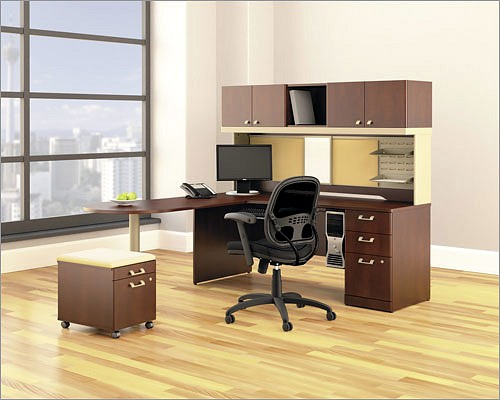 Modern office table chair furniture designs an interior for Table design for office