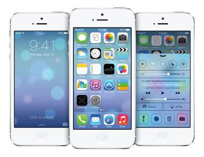 Las nuevas Características de iOS 7