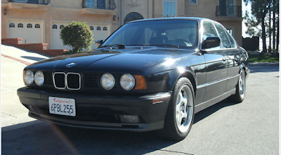 BMW E34 M5 Bargain Found on eBay