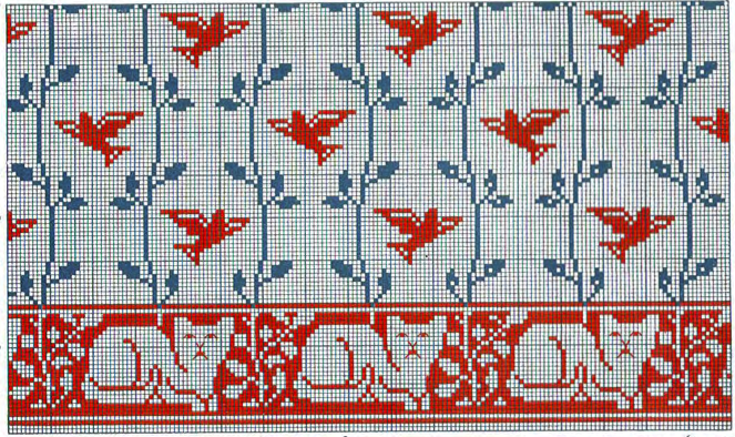 Sentimental Baby  More Free Vintage Cross Stitch Charts