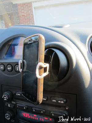 how to make a Cell Phone Holder for your car