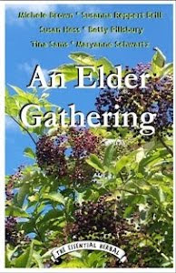 A $5 E-Book or $7.50 Print Book of the Herb of the Year, Elder