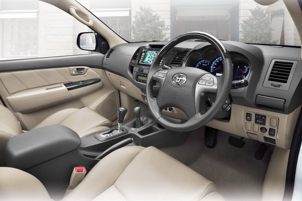 El Toyota Fortuner también pasó por el quirófano : Autoblog ...