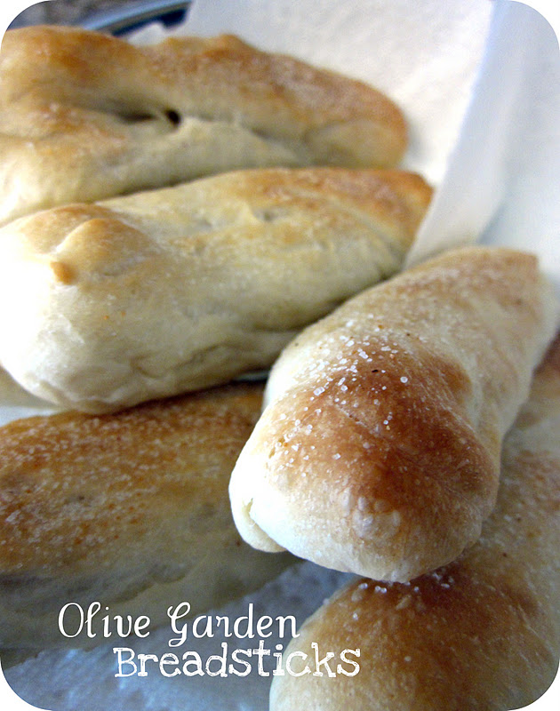 Olive garden date night at home recipes included six sisters 39 stuff six sisters 39 stuff for Olive garden breadsticks recipe