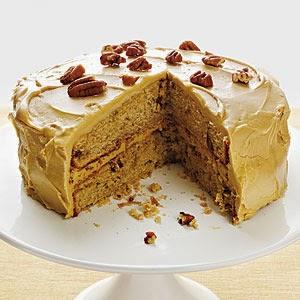 Buttermilk Maple Spice Cake