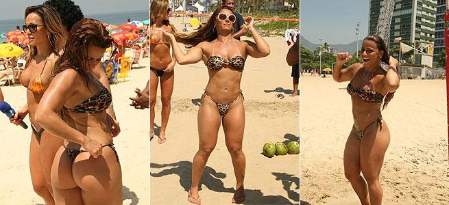 Viviane Araujo Fotos