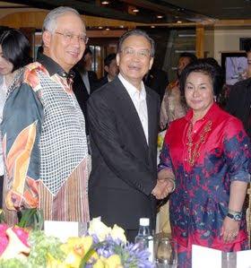 Majlis Makan Malam Bersama Perdana Menteri China, H.E. Wen Jiabao