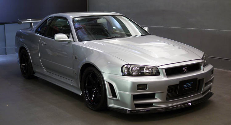 exceptionally rare nissan skyline gt r nismo z tune will cost you 510 000. Black Bedroom Furniture Sets. Home Design Ideas