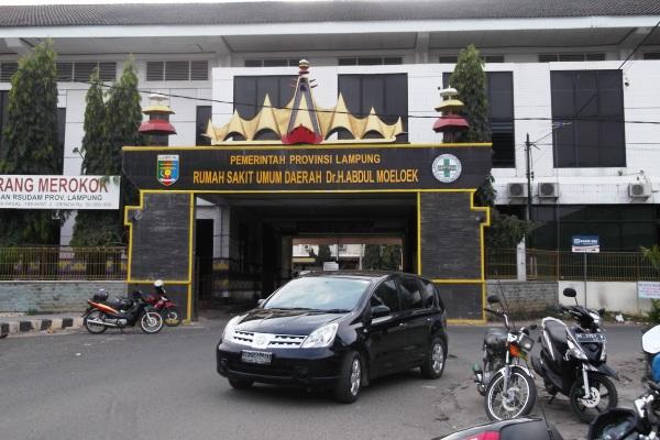 RSUD dr. Abdul Moeloek Bandar Lampung. Kotabumi Lampung Utara