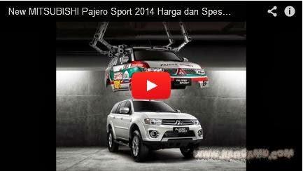 New MITSUBISHI Pajero Sport 2014