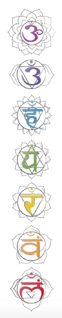 ¿Qué son los chakras?, cómo equilibrar chakras, sonoterapia y chakras, kinesiología y chakras, Guy Gómez kinesiólogo, EHD magazine