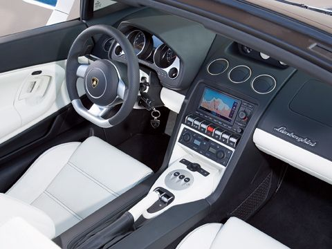 2010 Lamborghini Gallardo Lp560 4 Spyder Automotive Todays