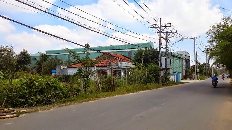 Chính chủ cần cho thuê nhà xưởng 665m2 phường Thạnh Xuân Quận 12 giá rẻ