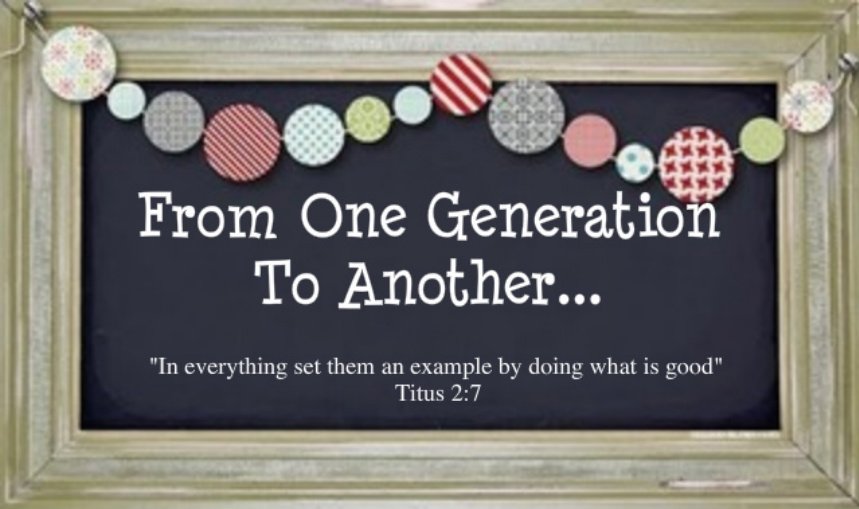 From One Generation to Another