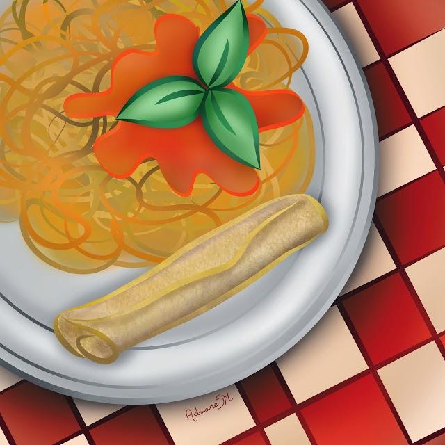 Linha Gourmet: Comidas Caseiras - Bolinhos da Dani