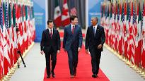 Obama se acerca al final de su mandato con la opinión favorable de europeos y asiáticos