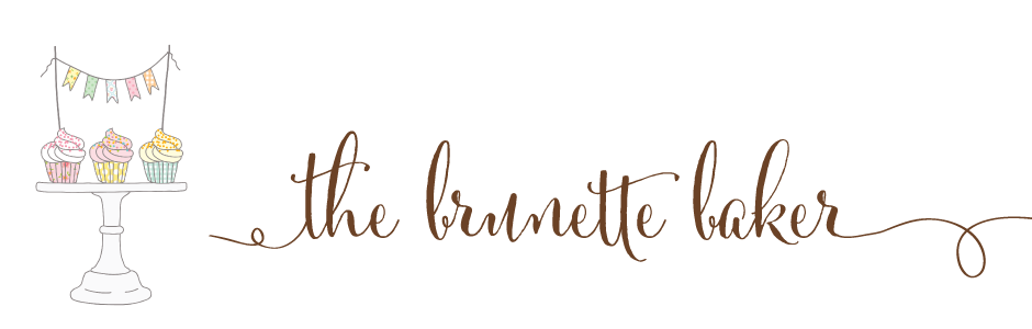 The Brunette Baker