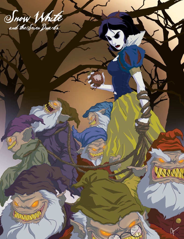 Princesas Zombies de Disney
