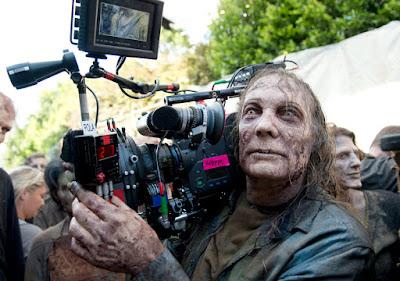 The Walking Dead - Greg Nicotero (Executive Producer) in Episode 6x03
