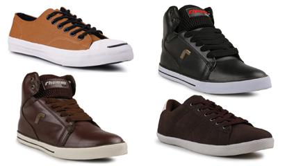Trend Model Sepatu Sneakers Pria Terbaru 2013