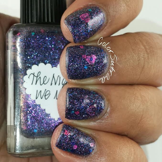 LYNNDERELLA The Night We Met : Swatches, Review...and EASY Nail Art ...