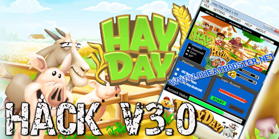 Hay Day Hack 2014 | Free Coins and Diamonds | Hack Hay Day Free