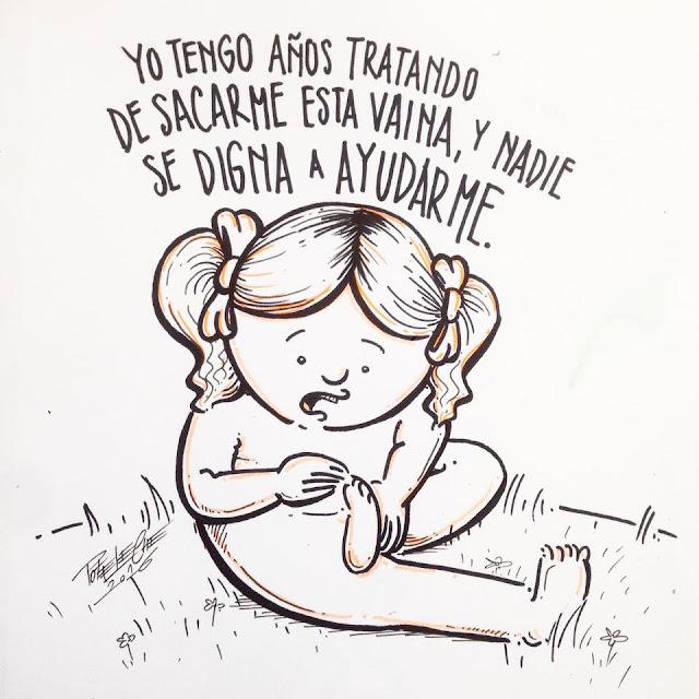 Poteleche. La Niña de la Espina. 2016