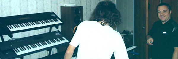 Климковский & Колесников | Растаманские пляски - полная аудиозапись студийно-репетиционной сессии от 31 августа 2008 года