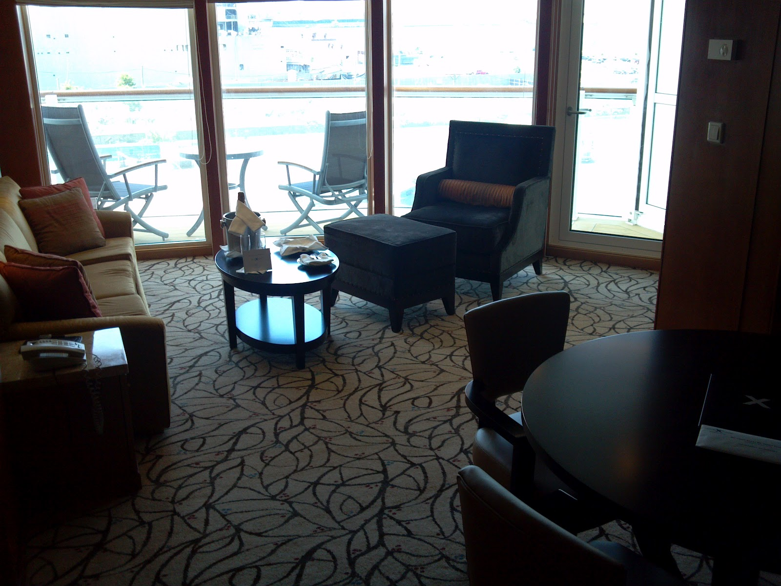 Celebrity Summit Cabin 6140 - Category RS - Royal Suite ...