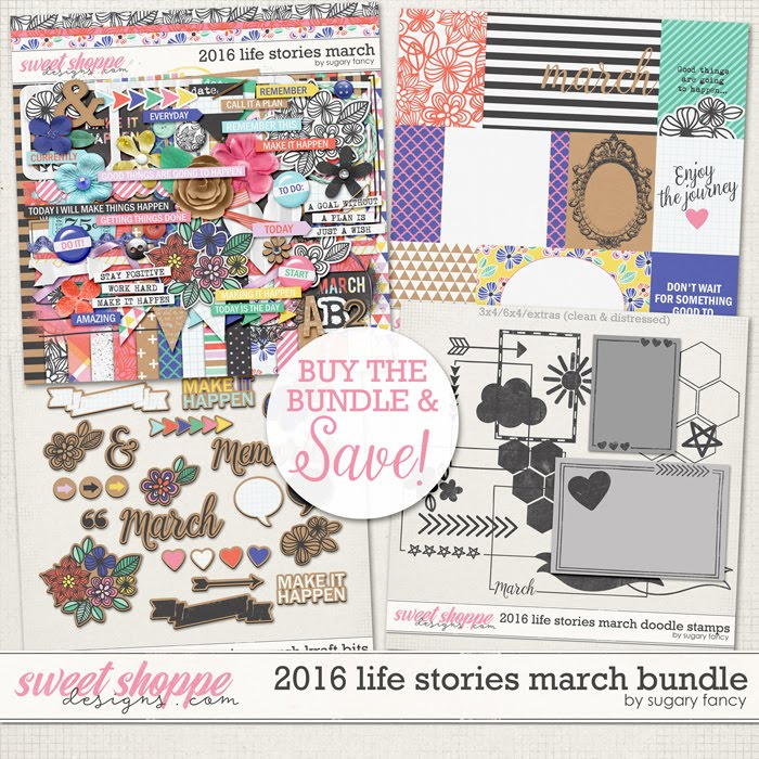 2016 Life Stories March Collection