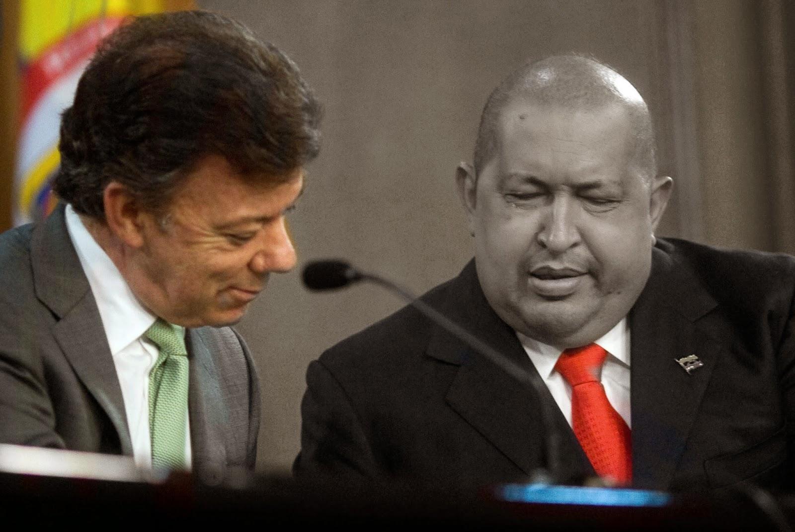 Juan Manuel Santos lucha contra el narcotráfico