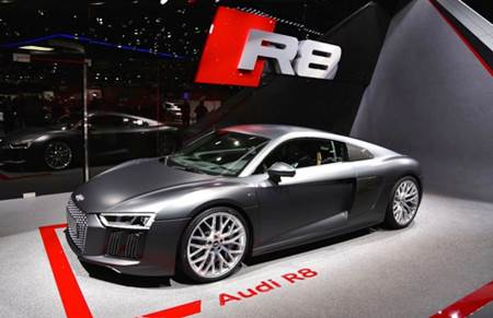 2017 Audi R8 Spyder Price and Release Date