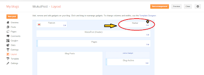 How To Hide or Remove The Blogger Navbar 3