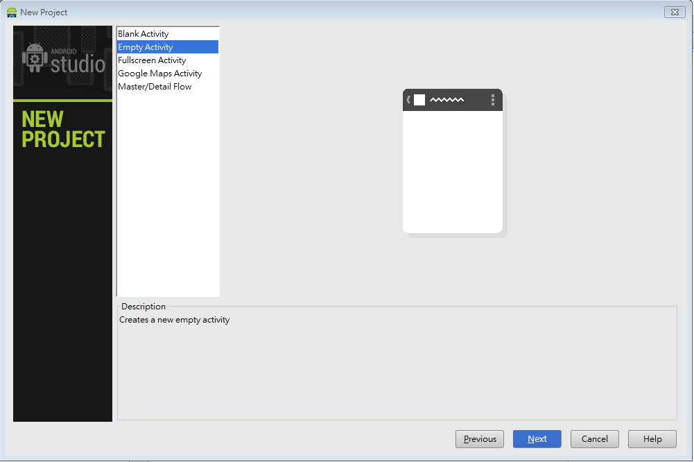 how to create simple android application using eclipse